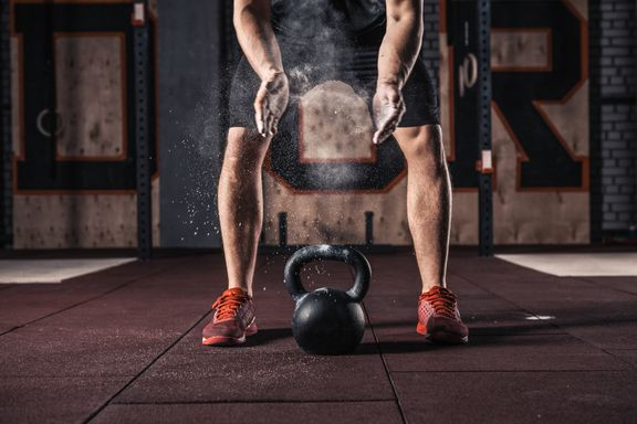 The Health Benefits of CrossFit