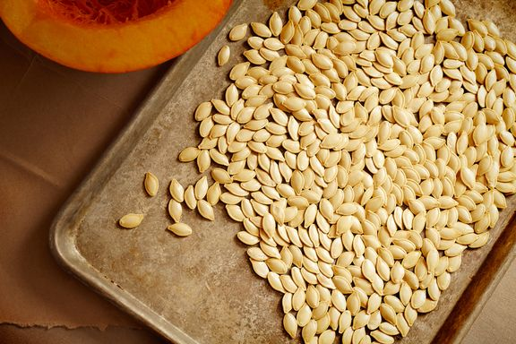 The Incredible Health Benefits of Pumpkin Seeds