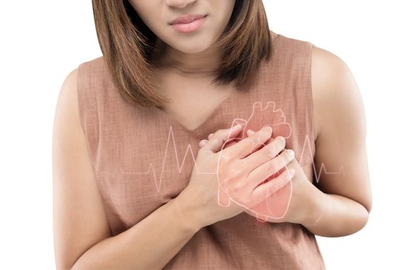 Heart Trouble Signs For Women