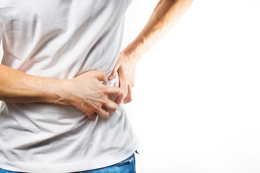 Signs of Pancreatitis