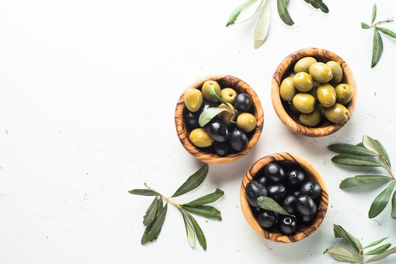 The Incredible Health Benefits of Olives