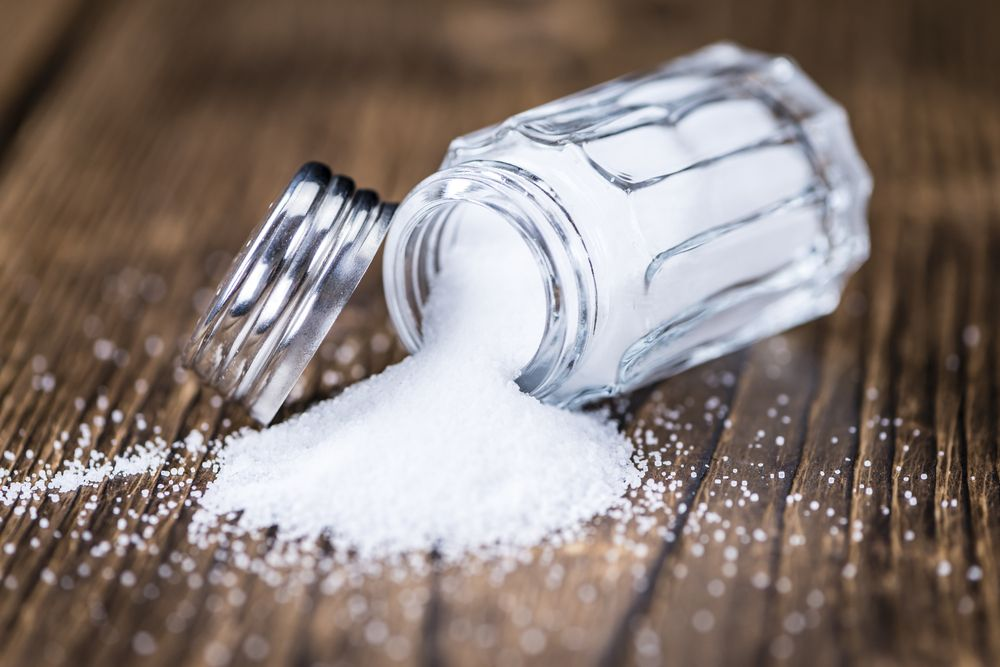 Signs You're Eating Too Much Salt