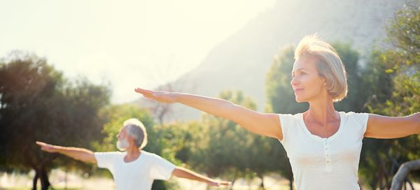 Spring Detoxifying Yoga Poses