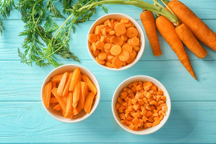 The Incredible Health Benefits of Carrots