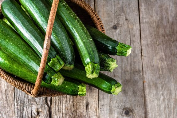 The Incredible Health Benefits of Zucchini