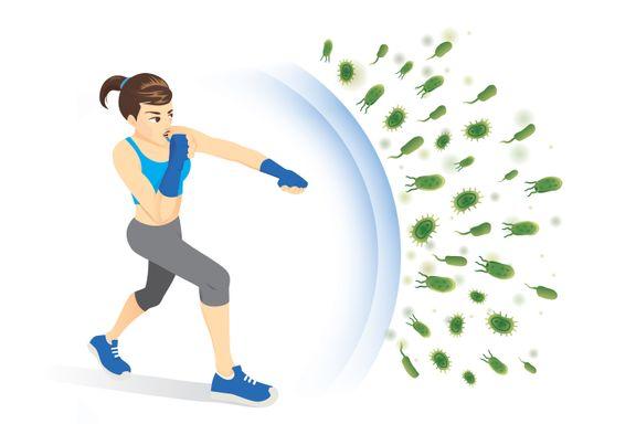 Healthy Secrets For Boosting Immunity