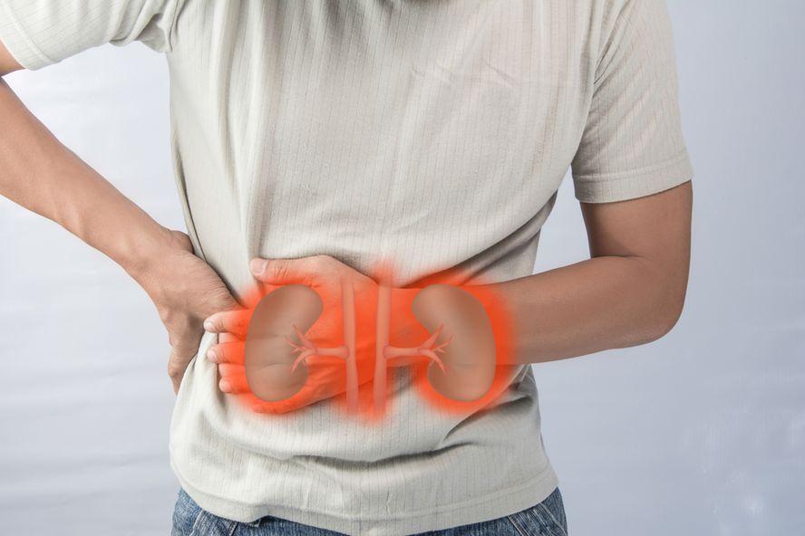 Anzeichen und Symptome eines Nierenversagens