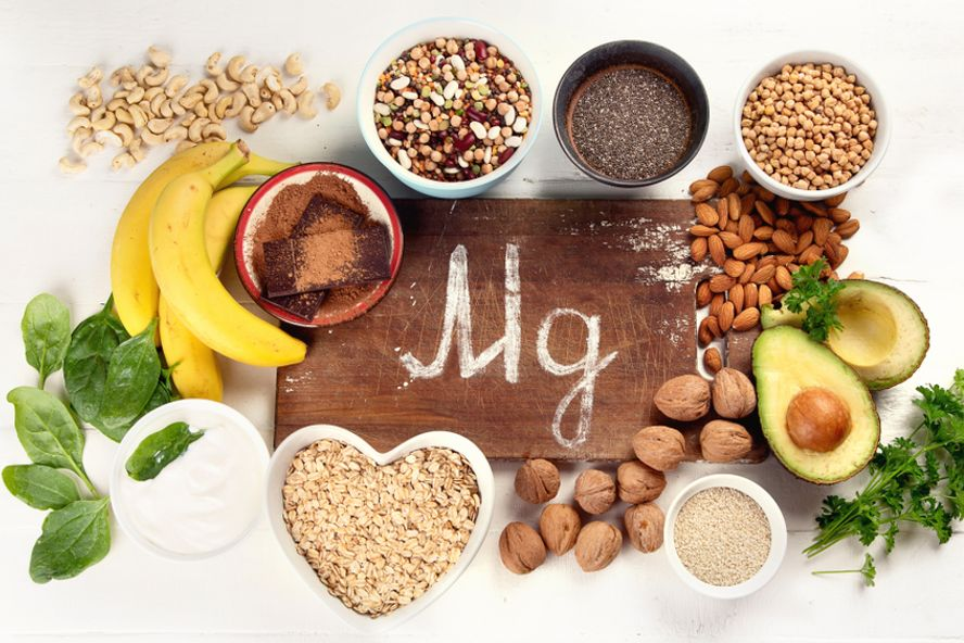 Signs Of Magnesium Deficiency (Plus Foods To Eat & Treatment Options)