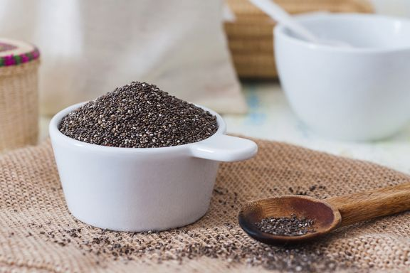 The Incredible Health Benefits of Chia Seeds