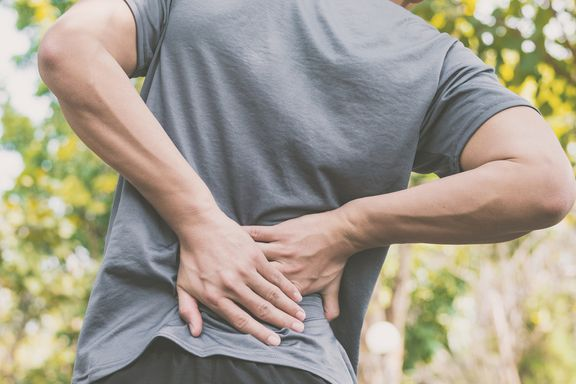Easy Ways to Treat Back Pain