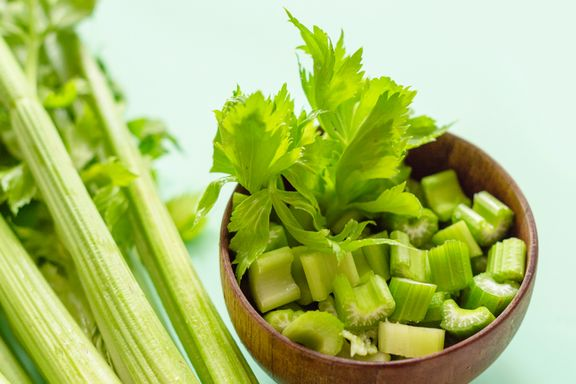 The Incredible Health Benefits of Eating Celery