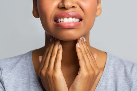Sore Throat Vs. Strep Throat: What's The Difference?