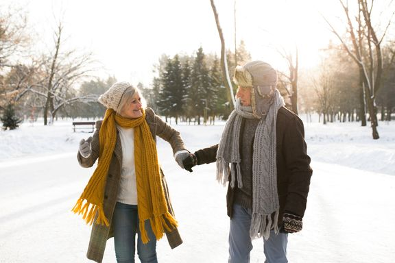 Healthy Winter Activities For Seniors