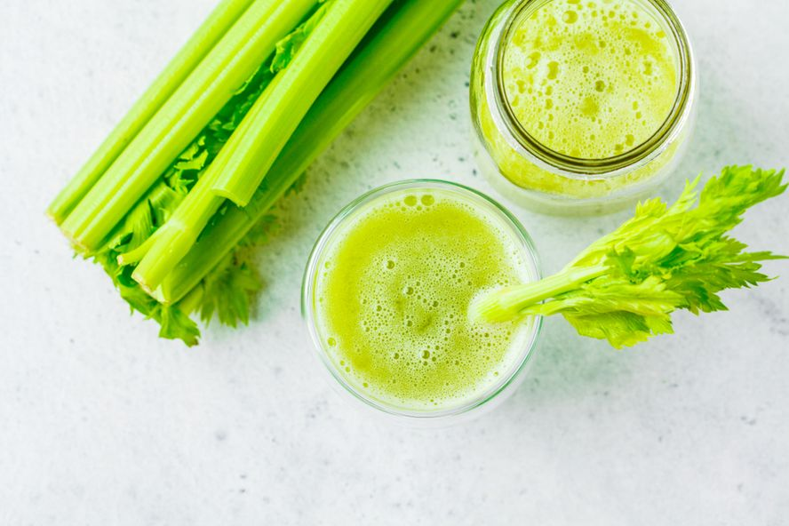 Health Benefits of Celery Juice