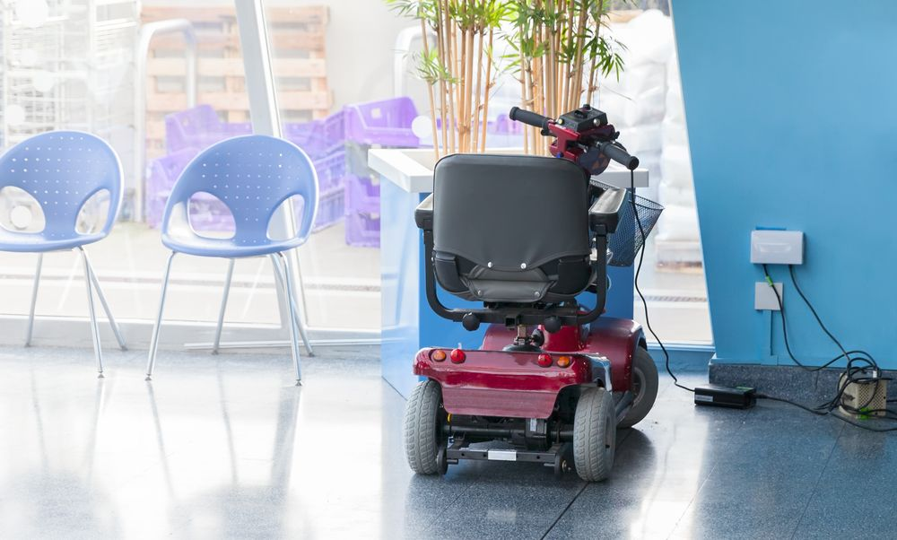 Mobility Scooters Covered by Medicare