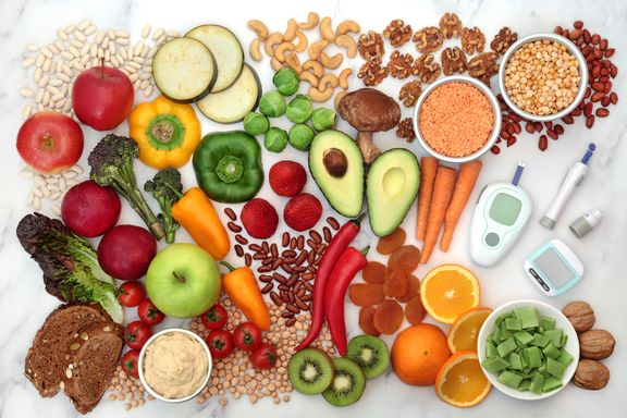 Diet Tips for Type 1 Diabetes