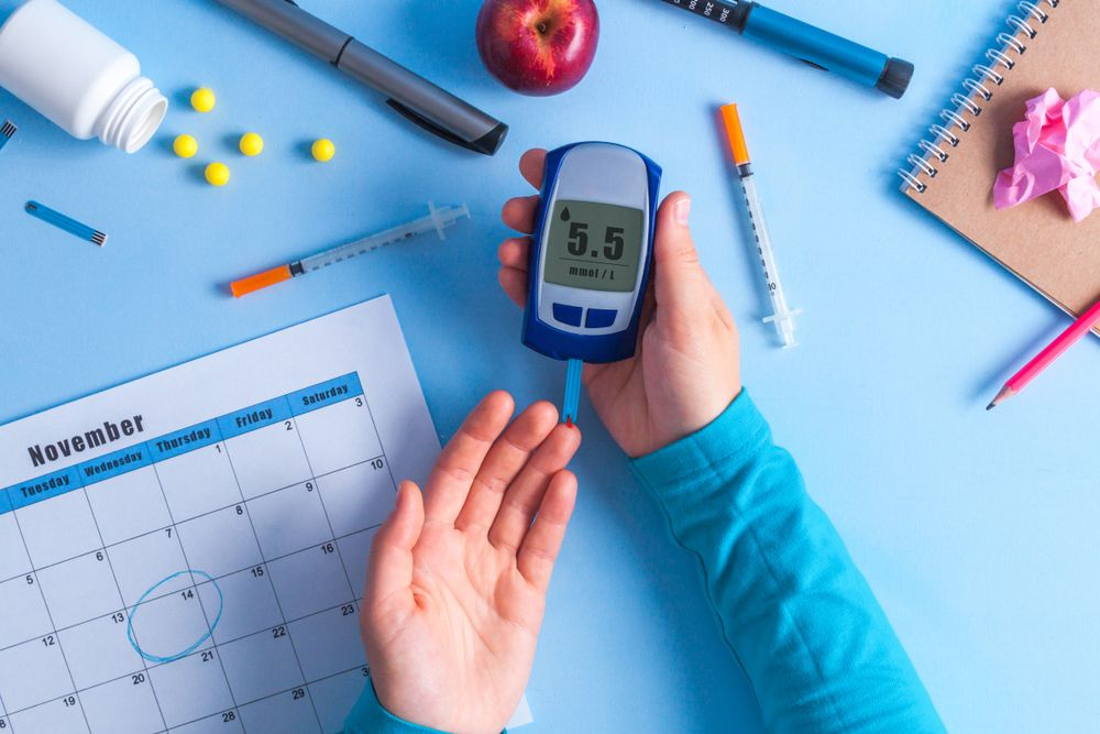 What To Know About Type 1 Diabetes