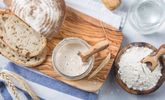 Bread 101: Making A Sourdough Starter From Scratch