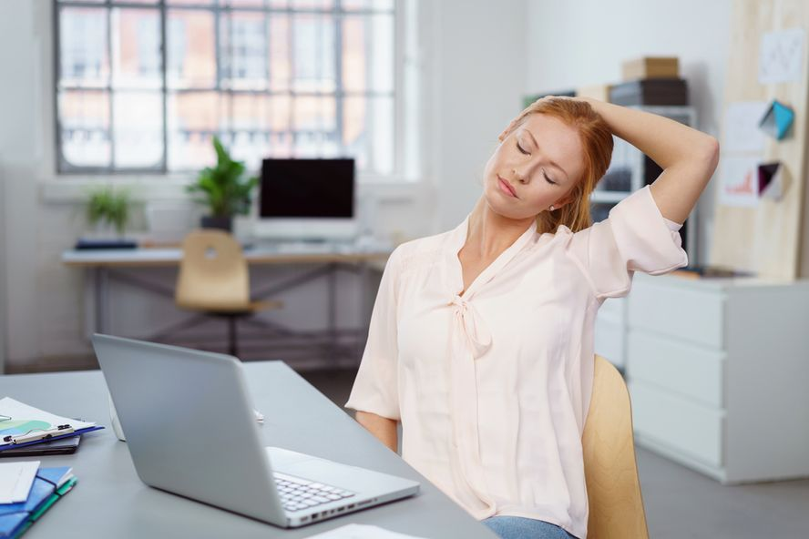 Stretches To Do When Working From Home