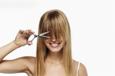How To Cut And Style Your Own Hair At Home Activebeat