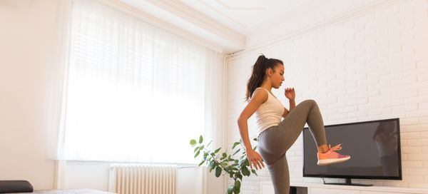 No Equipment Workout: Exercises To Do At Home