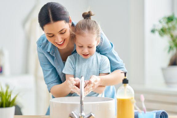 Creative Ways to Teach Kids About Handwashing