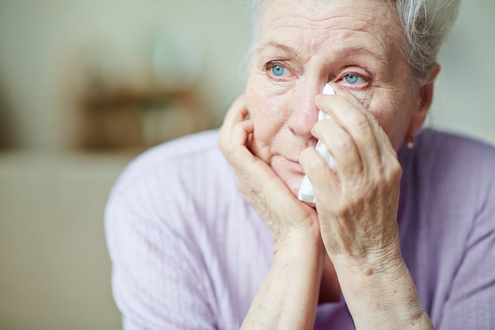 Depression in Seniors: Symptoms, Causes, and Treatment