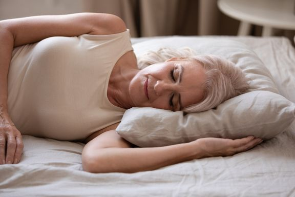 Sleeping Tips for Seniors