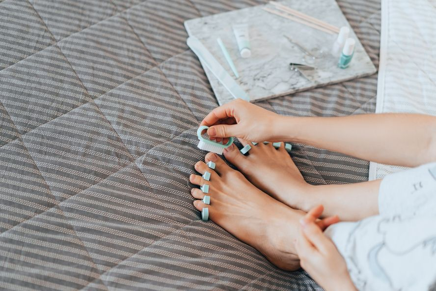How To Do A Pedicure At Home