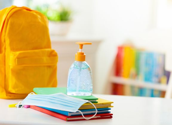 How to Avoid Germs at School