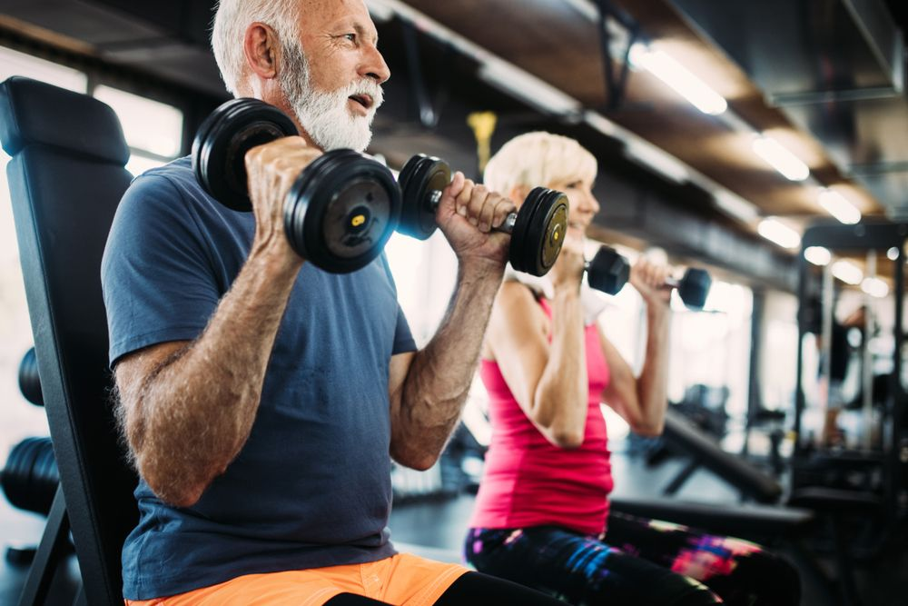 Weightlifting Tips for People Over 50