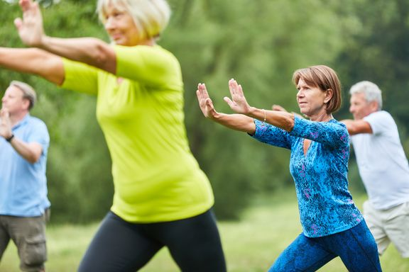 Exercises That Can Increase Flexibility in Seniors