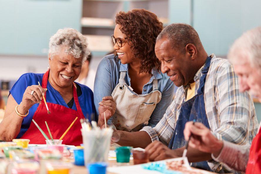 Ways Seniors Can Enhance Their Mental Health