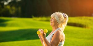 Senior Exercises That Help With Flabby Arms