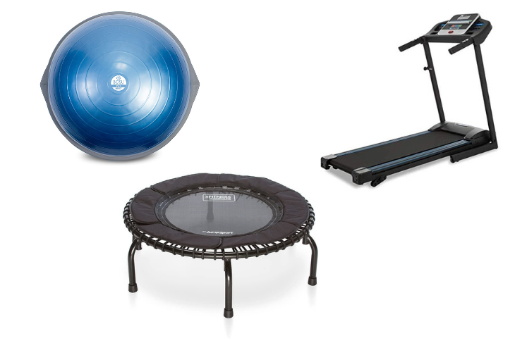 Must-have Exercise Equipment For Your Home Gym