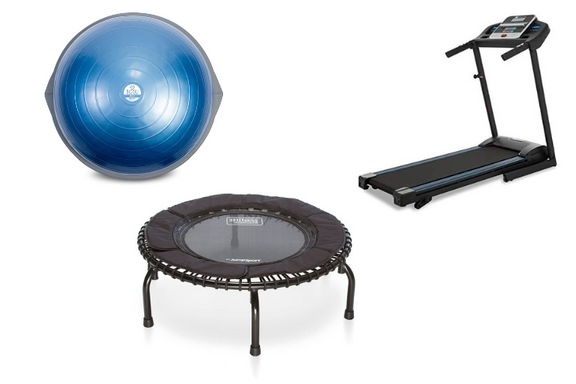 Exercise Equipment For Your Home Gym