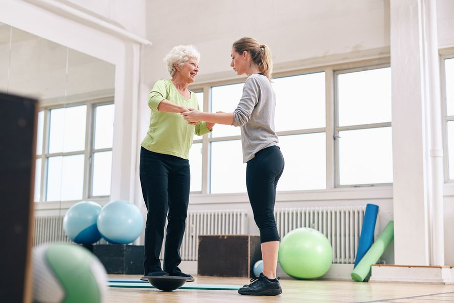 Ways to Improve Body Awareness and Prevent Falls