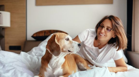 Scientific Benefits of Sleeping With Your Dog