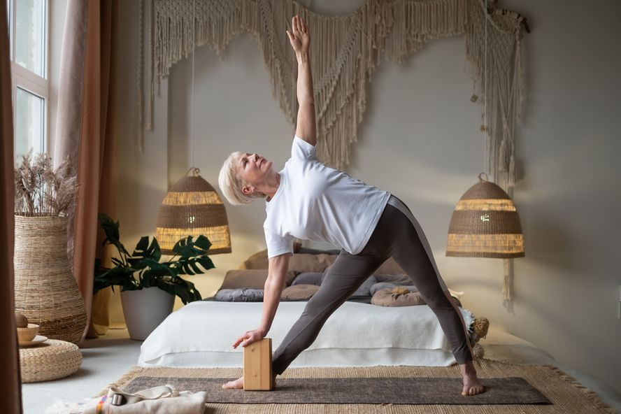 Easy Yoga Exercises for Seniors