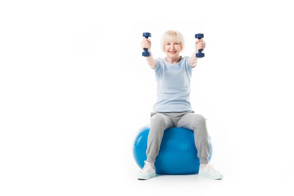 Senior Exercises That Help Strengthen Your Upper Back