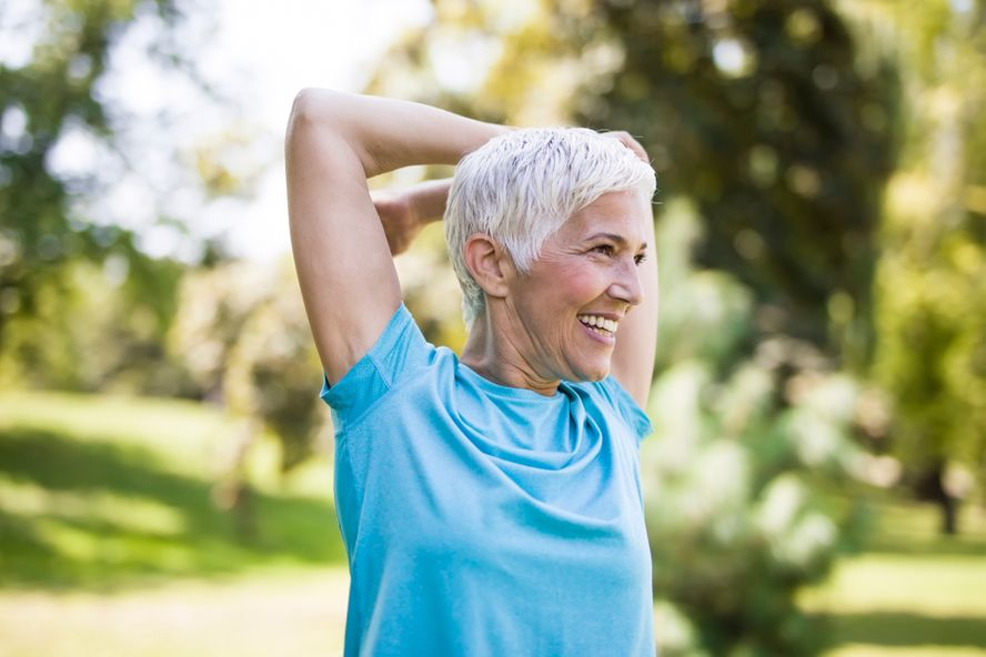 Relaxing Stretches for Seniors and Beginners (With Video)