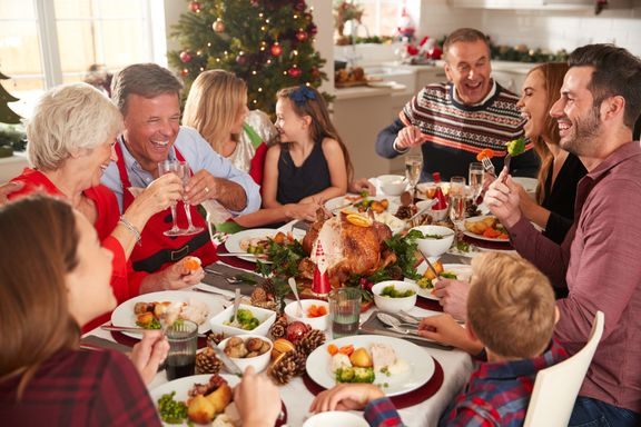 Senior Tips for Preventing Holiday Weight Gain