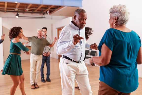 Low Impact Salsa Dance Workout for Seniors (With Video)