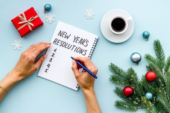 New Year's Resolutions for People with Diabetes
