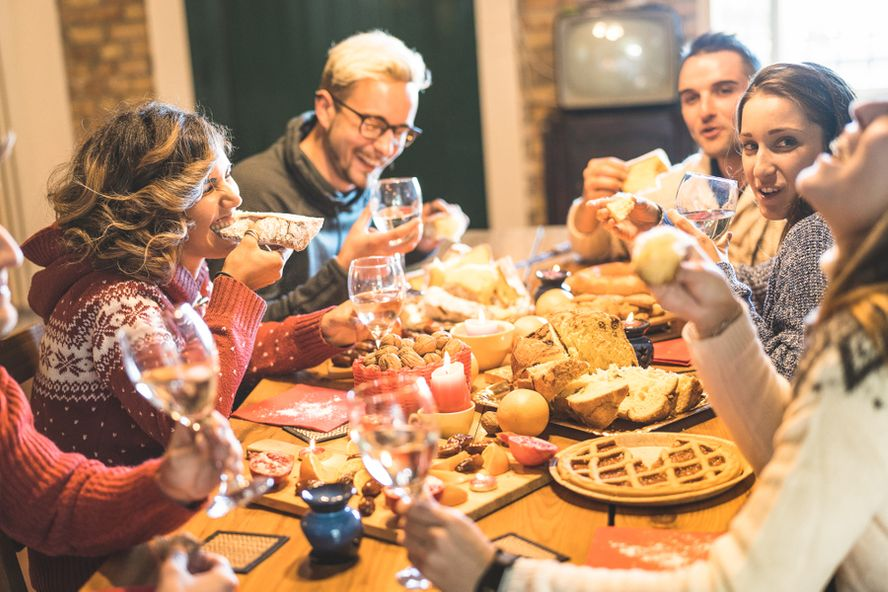Common Holiday Triggers for Gout