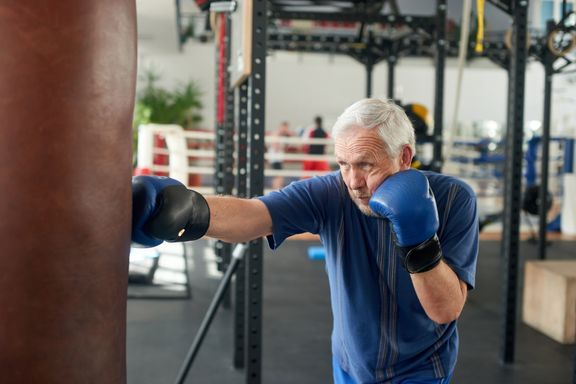 Standing Boxing Cardio Workout for Seniors (With Video)