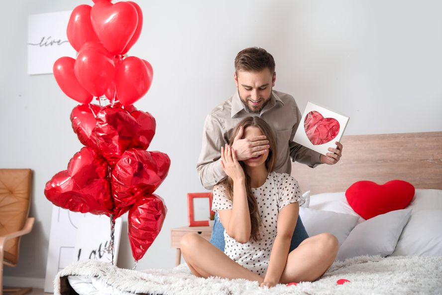 Stay-At-Home Valentine's Day Date Ideas