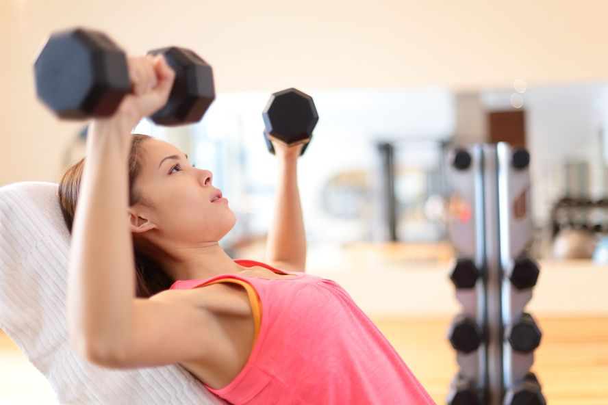 At-Home Exercises That Help Tone Arms