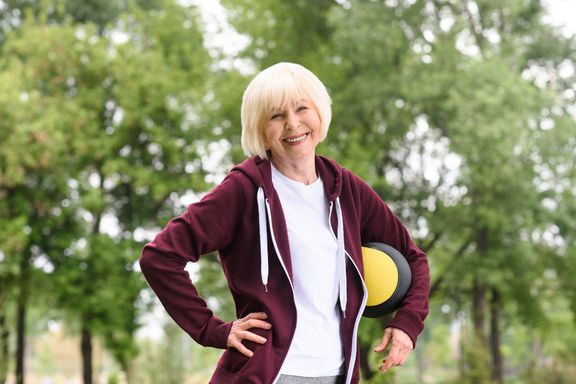Medicine Ball Workouts for Seniors
