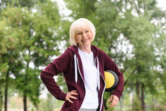 Medicine Ball Workouts for Seniors